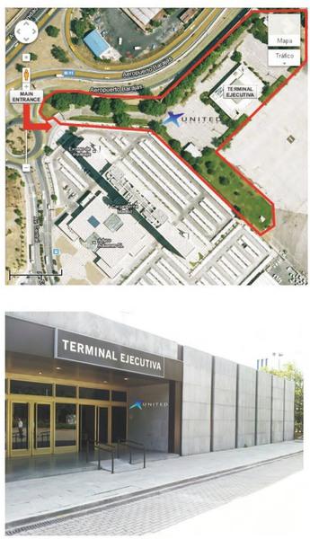 Air ambulance jet galeria - Terminal ejecutiva barajas ...